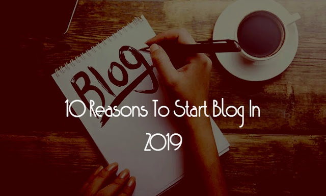 10 Reasons To Get Started In Blogging…..Now!