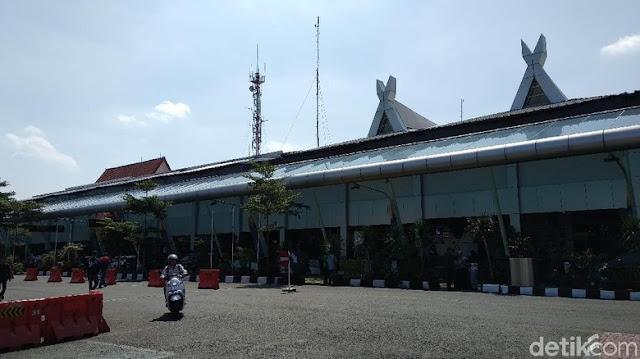 Bandara Husein Sastranegara 'Ditinggalkan', Hotel pun Sepi