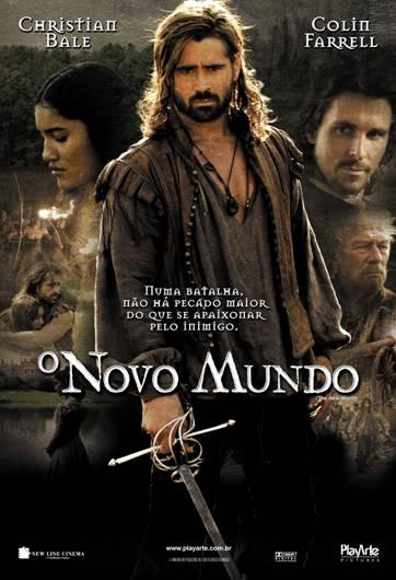 O Novo Mundo Torrent – BluRay 720p/1080p Dual Áudio (2005)