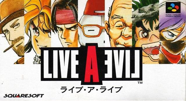 Live A Live: marca do RPG de SNES é registrada pela Square Enix na Austrália