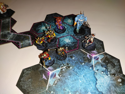 Juegos de especialista de Games Workshop (4): Warhammer Quest: Blackstone Fortress.