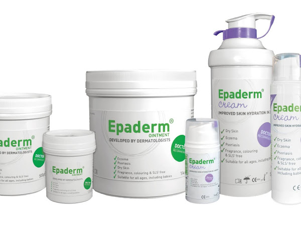 How Epaderm Emollient Helps Dry Skin (and a Giveaway)