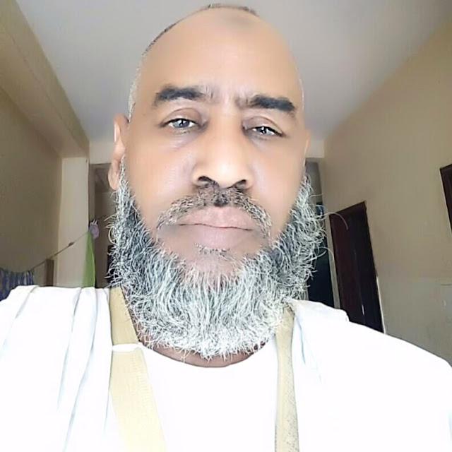 نواذيبو : إمام الجامع العتيق يعزي في وفاة الفقيدة وهبه بنت أحمدو..- تعزية
