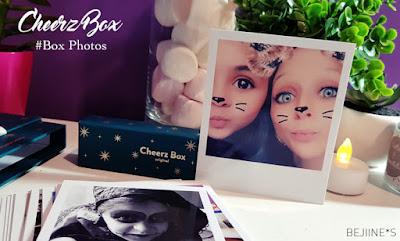 Cheerz Imprimeur photos souvenir