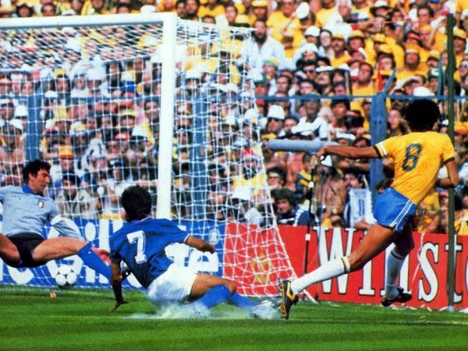 Brasil 2x3 Itália - O jogo que resume o futebol.