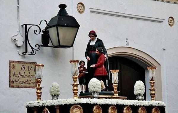 San Juan Bautista de la Salle presidirá un altar en la procesión del Corpus de Jerez: Horarios e Itinerarios