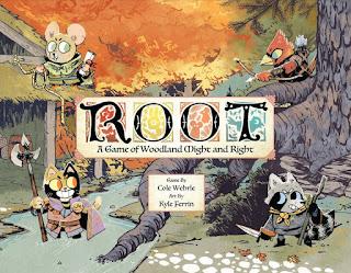 Root (unboxing) El club del dado Pic4254509