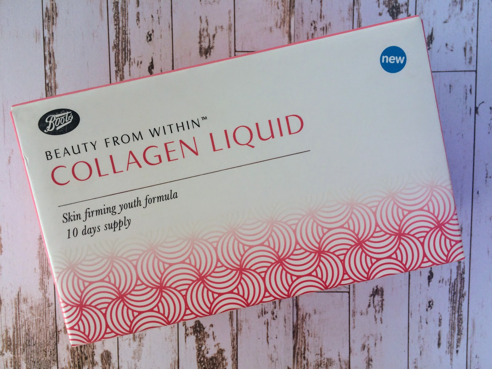 Boots Liquid Collagen