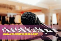 Contoh Pidato Kebangsaan ( Kumpulan Contoh Terbaik  )