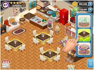 Cafeland - World Kitchen Mod Apk Unlimited Money Android