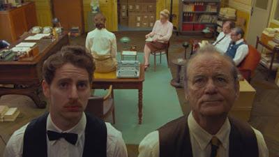 Festival de Cannes 2021 The French Dispatch Wes Anderson CINEBLOGYWOOD