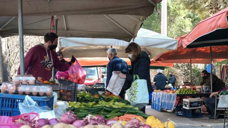 Προσωρινή αλλαγή της ημέρας λειτουργίας της Λαϊκής Αγοράς Αλεξανδρούπολης