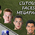 Cut Out Player Faces Megapack