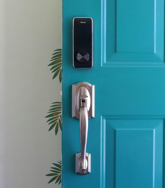 alfred db2-b touchscreen smartlock