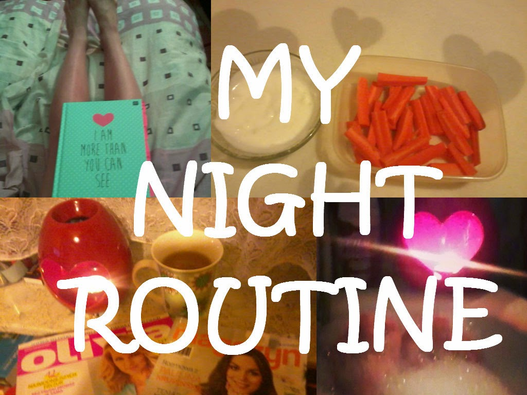 My Night Routine - Jesień.