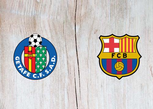 Getafe vs Barcelona -Highlights 28 September 2019