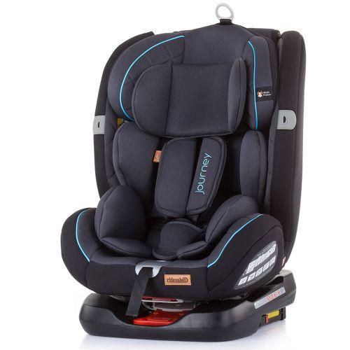 CHIPOLINO Стол за кола 0-36 кг. JOURNEY ISOFIX 360°