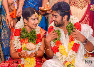 Actress Satna us Karthik Wedding Marriage Stills Pos  0002.jpg