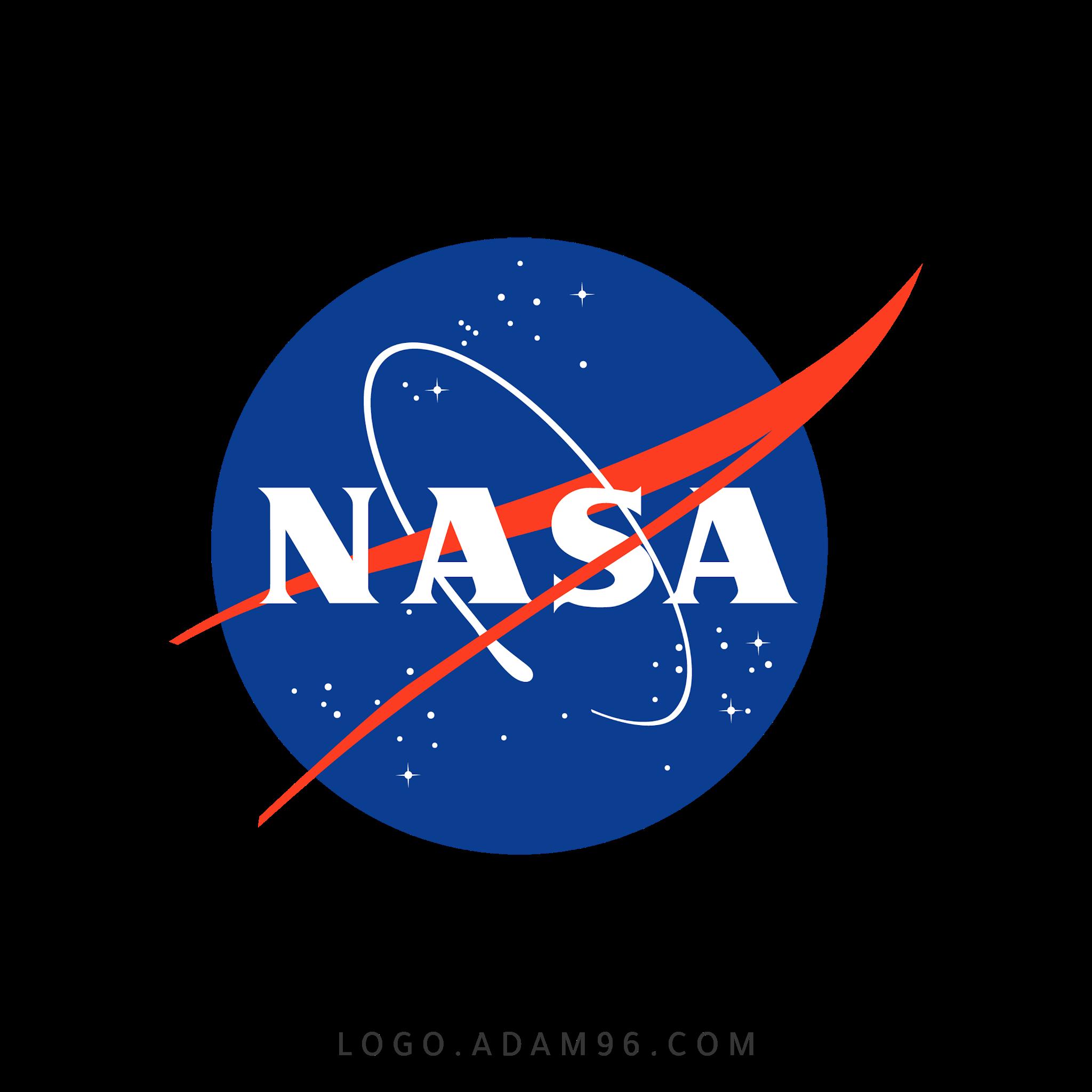 تحميل شعار وكالة الفضاء ناسا لوجو رسمي عالي الدقة بصيغة PNG
