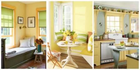 Sundance Yellow Rooms Painted