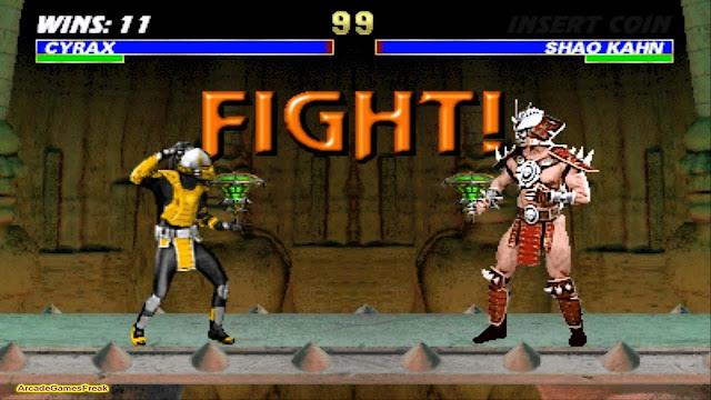 تحميل لعبة مورتال كومبات 3  Mortal Kombat 3
