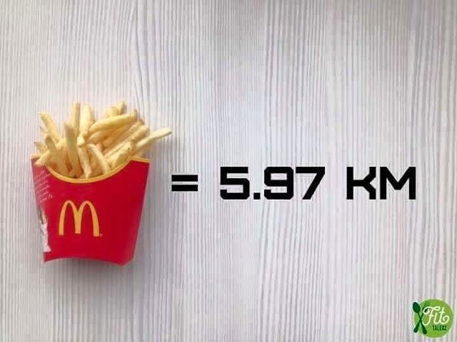 Lepas Makan 9 Makanan Ni, Kena Lari!