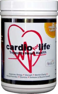 Cardio For Life Powder