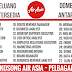 84 Jenis Peluang Pekerjaan Antarabangsa Di Air Asia / Job Vacancy