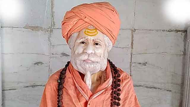 miraculous saint atmanand bal brahmachari baba