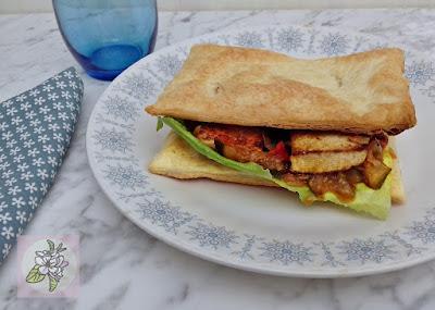 Delicias Veganas de Hojaldre y Tofu