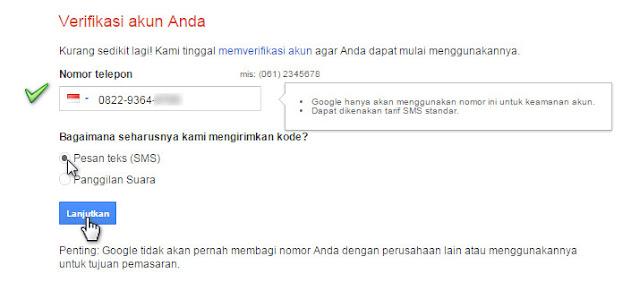 Cara Membuat Email Gmail