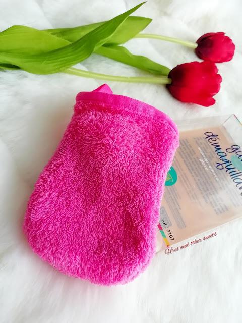 микрофибърна кърпа грим