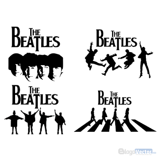 The Beatles Logo vector (.cdr)