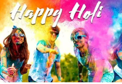 Happy Holi 2021 photo
