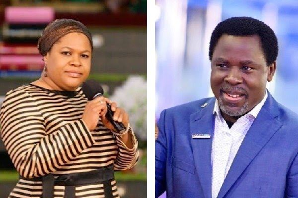 I'm not surprised by my husband's death – TB Joshua's wife reveals