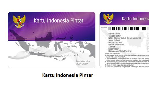 Cara Mendapatkan Kartu Indonesia Pintar Kip Terbaru