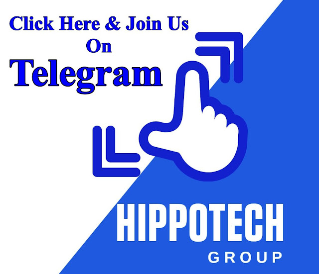 The Official Telegram Channel of Hippotechgroup