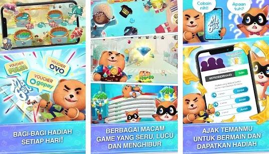 Mager Bagi Bagi Hadiah apk Main Game Hasilkan Uang Rp.600.000 Cuma-cuma