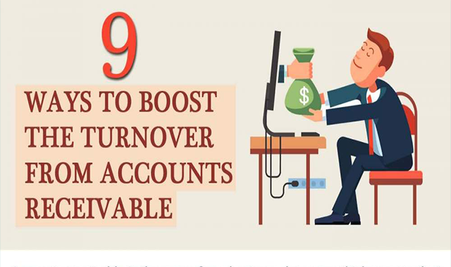 9 Ways to Boost The Turnover from Account Receivable