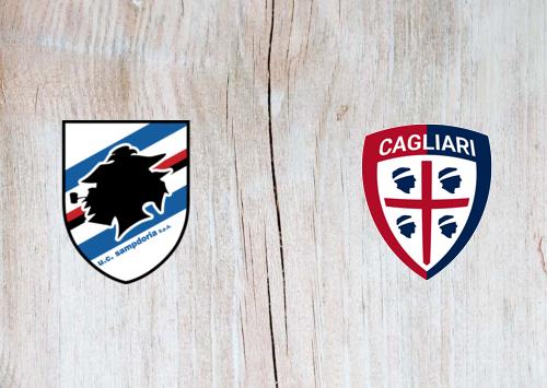 Sampdoria vs Cagliari -Highlights 15 July 2020