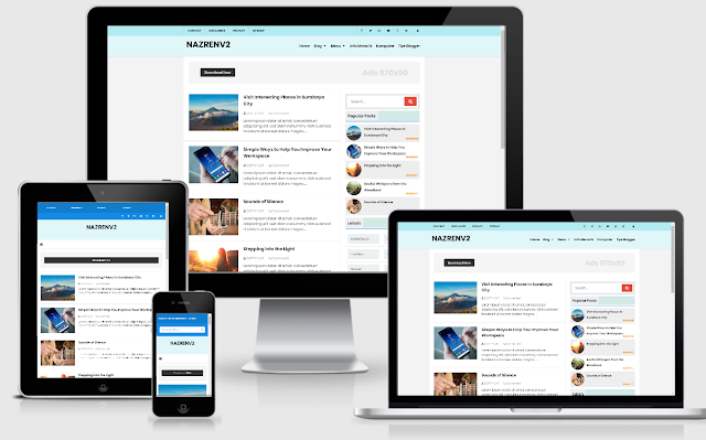 Download Simplify 2 Responsive Template Redesign