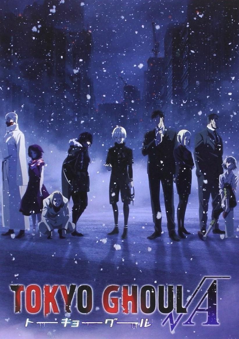 Tokyo Ghoul √A |12/12| |Latino/Castellano/Japones + Sub. Esp| |BD Ligero 720p| |Mega|