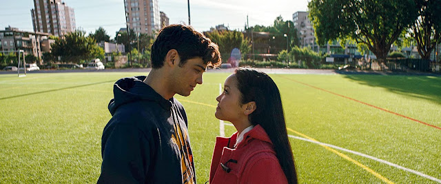 film to all boys i've loved before 2018 cowok cewek berdua