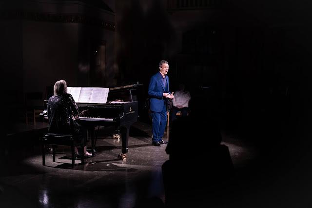 Schubert: Schwanengesang - Susie Allan, Roderick Williams - Spotlight Chamber Concerts at St John's Waterloo