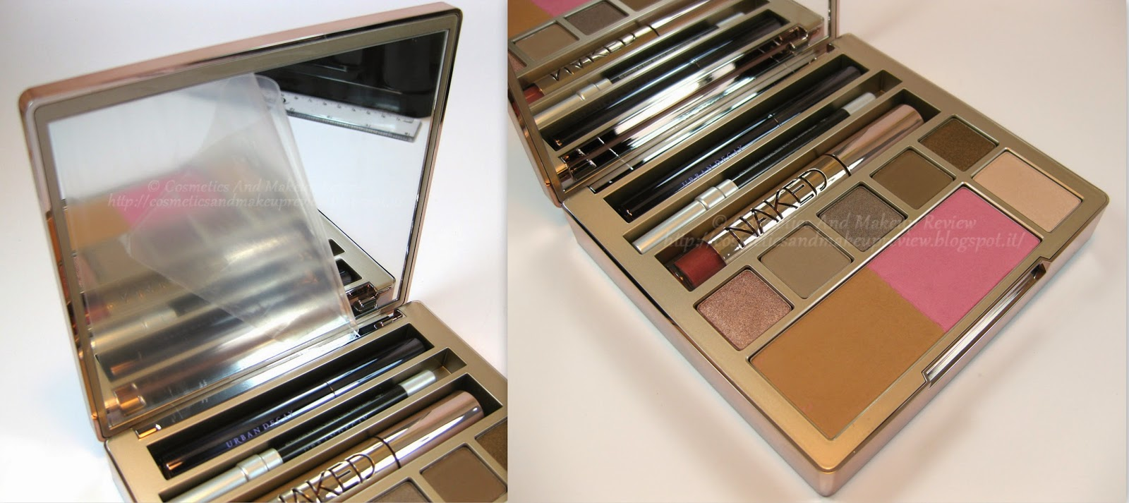 Urban Decay - Naked On The Run Palette - palette