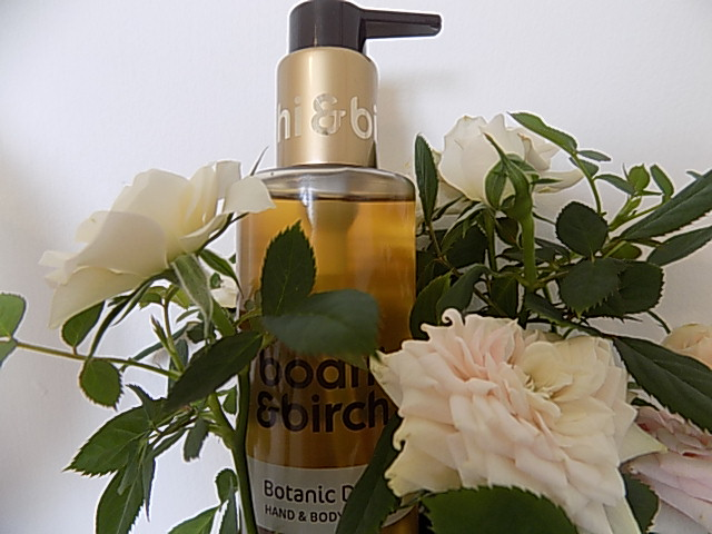 Bodhi & Birch  Botanic Dew Hand and Body Wash