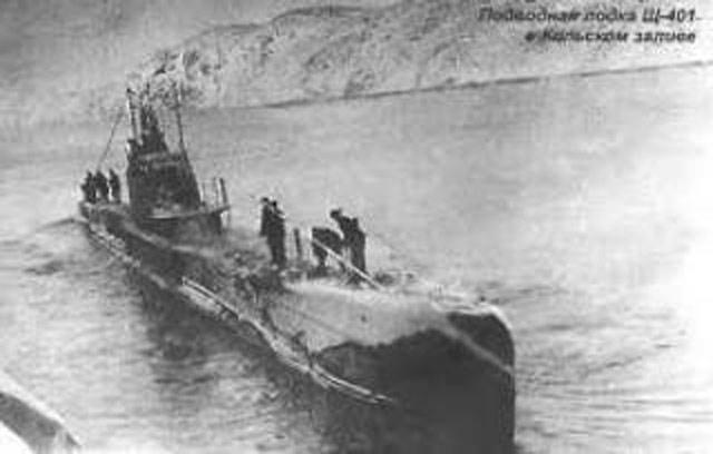 Soviet submarine Shch-401 worldwartwo.filminspector.com