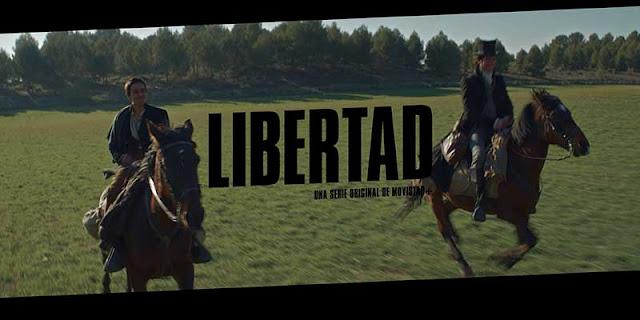 Descubre 'Libertad' la nueva serie sobre bandoleros que prepara Urbizu