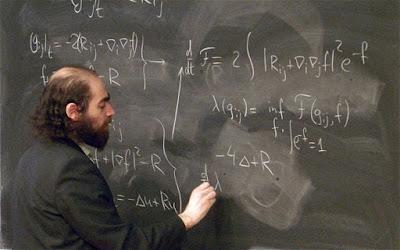 Grigori Perelman, tras resolver la Conjetura de Poincaré, dejó su trabajo en el prestigioso Intituto Steklov, de Moscú, en el añp 2005, y anunció que abandonaba las matemáticas