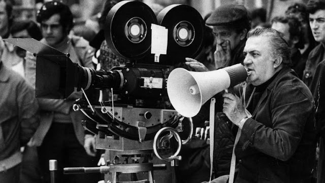 100 χρόνια από τη γέννηση του Federico Fellini
